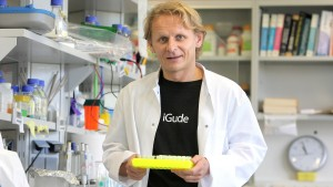 Preisgekrönter Krebsforscher aus Kroatien
