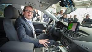 Der Autopilot will endlich ans Steuer