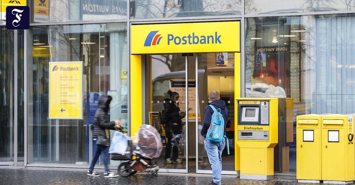 Postbank Werbung 2020