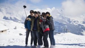 Wintersportler verzweifelt gesucht