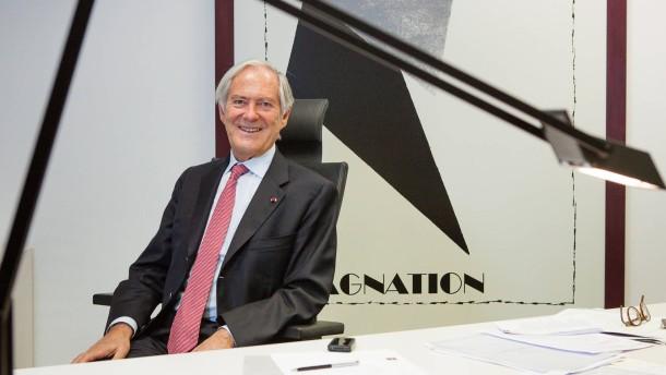Roland Berger verhandelt wieder über den Verkauf