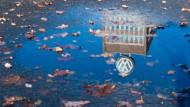 VW wird digital: Das Verwaltungshochhaus des Volkswagen-Werks.
