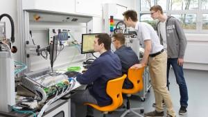 Mehr Arbeitsplätze durch Digitalisierung
