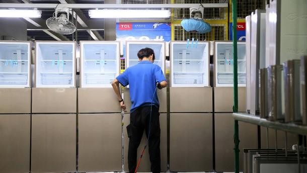 """""""Chinesen übernehmen die innovative Hoheit"""""""