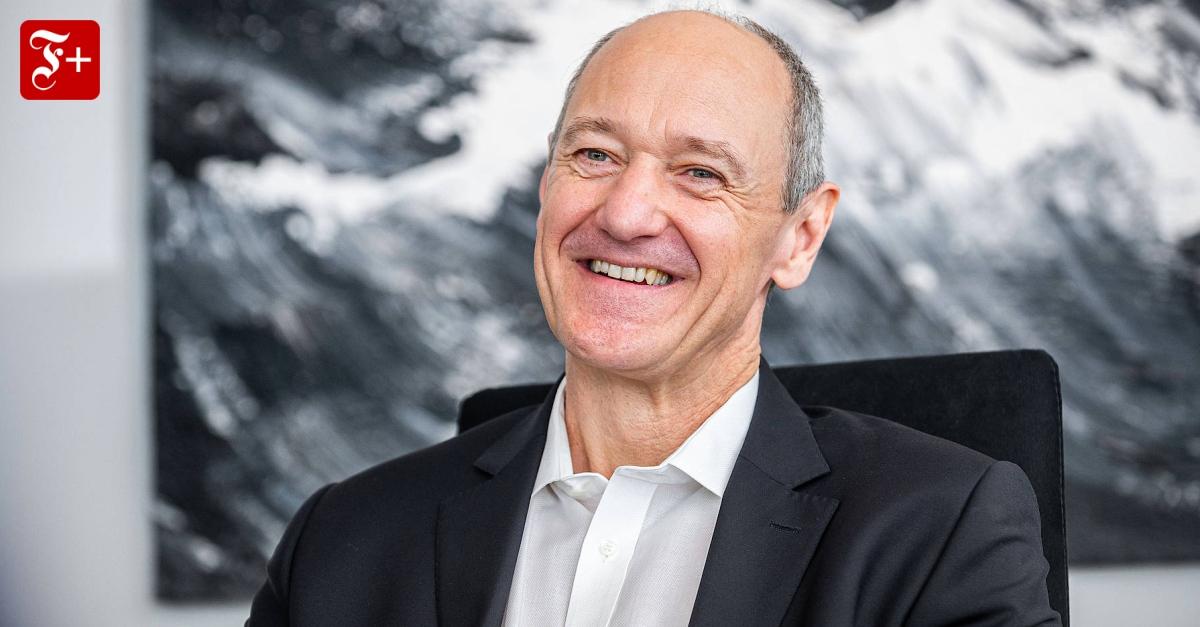 Gespräch mit neuem Chef: Was bleibt von Siemens, Herr Busch?