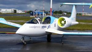 Der Traum vom elektrischen Fliegen