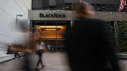 Feindbild Blackrock
