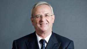 VW-Chef Winterkorn wirbelt sein Team durch