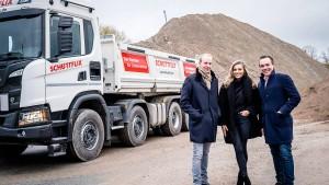 Sophia Thomalla investiert in Schotter-Start-up