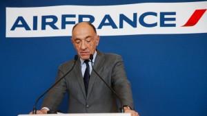 Air France-KLM-Chef tritt zurück