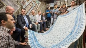 Die schwierigen Iran-Geschäfte der Maschinenbauer