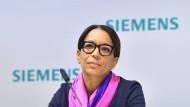 """""""Negerlein, Negerlein"""": So wurde Janina Kugel als kleines Mädchen gehänselt. Heute ist sie Personalvorstand von Siemens und der Star unter den Managern."""