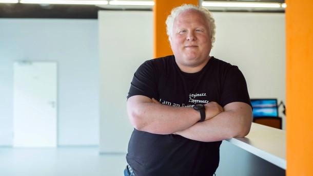 Der politische Unternehmer hinter der Corona-App