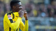 Erst Neymar, jetzt Dembelé? Der junge Dortmunder soll den Brasilianer in Barcelona ersetzen, aber der BVB sträubt sich.