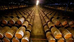 Cognac gilt als Symbol des Aufstiegs