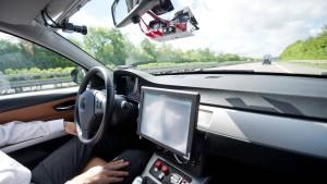 Das Rennen um das autonome Auto