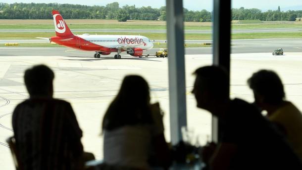 Drei Interessenten buhlen um Air Berlin
