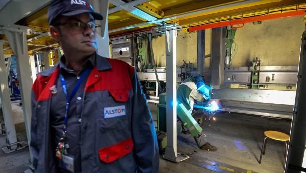 Siemens im Integrationsstress