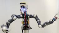 Ein deutscher Hotspot der künstlichen Intelligenz entsteht