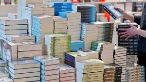 Bücherrausch, Bücherkater