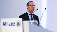 Oliver Bäte, Vorstandsvorsitzender des Versicherungskonzerns Allianz SE, geht mit seiner Erneuerungsagenda in die zweite Runde.