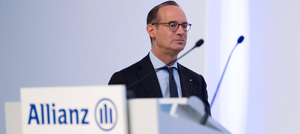 Allianz Will Volle Digitalisierung Die Versicherung Der Zukunft