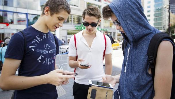 Das Milliardengeschäft mit den Apps