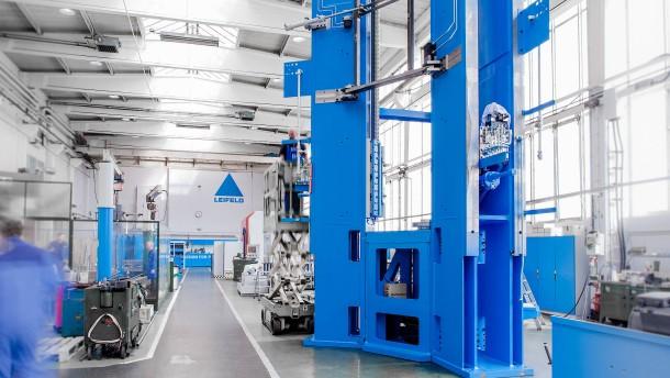Chinesische Übernahme von westfälischem Maschinenbauer geplatzt