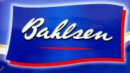 Firmenlogo des Keksherstellers aus Hannover