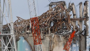 Radioaktives Wasser in Fukushima ausgetreten