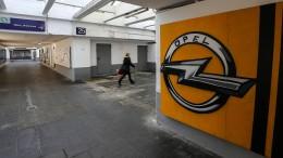 Opel führt Kurzarbeit ein