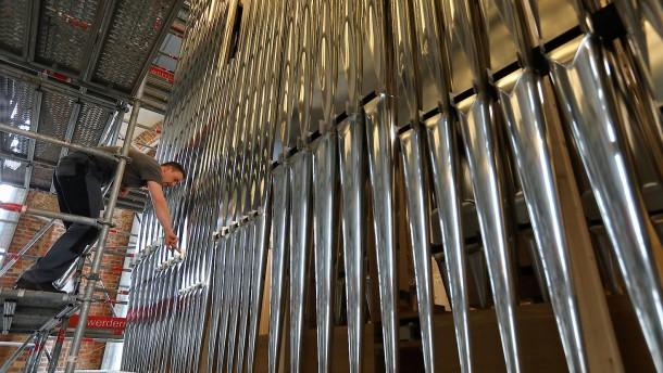 Deutsche Orgelbauer sind Weltkulturerbe
