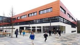 Brexit-Banken buchen Frankfurts Schulplätze