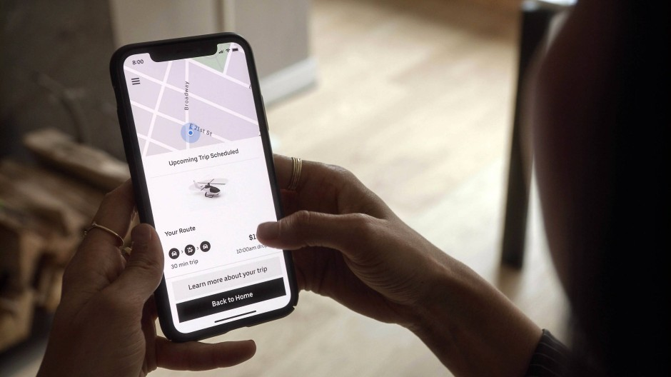 Als würde es nur um eine klassische Taxifahrt gehen: Ab dem 9. Juli können New Yorker sich ein Helikopter-Taxi zum Flughafen buchen. Der nächste Schritt für Uber sind fliegende Autos.