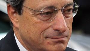 Abgeordnete üben harte Kritik an Draghi
