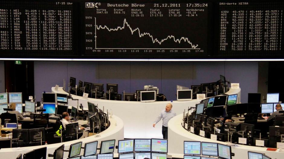 Eine Transaktionssteuer hilft nicht, die Börse zu beruhigen. Möglicherweise sorgt sie sogar dafür, dass die Ausschläge an den Börsen noch zunehmen
