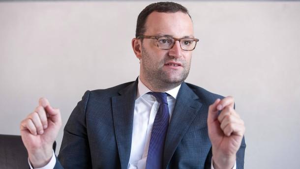 cdu politiker jens spahn spricht im interview ber martin schulz - Jens Spahn Lebenslauf