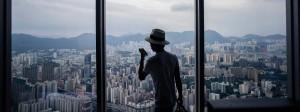 """Wo ist nur die Aufbruchstimmung hin? Von dem Versprechen """"Ein Land, zwei Systeme"""" ist in Hongkong nicht mehr viel übrig, sagen Kritiker."""
