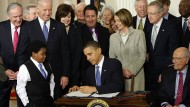 Obamacare steht auf der Kippe