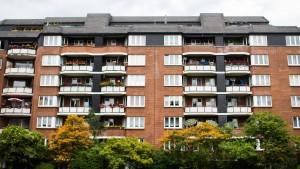 Lockere Geldpolitik treibt Immobilienpreise