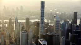 Der längste Bauschaden von Manhattan