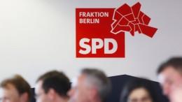 SPD will Höchstpreis für Mieten in Berlin