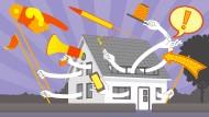 Wie vermietet man am besten ein Einfamilienhaus in C-Lage?
