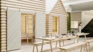 """Micro-Heim auf Zeit: Das """"Koti Sleepover"""" macht Lust auf Natur."""