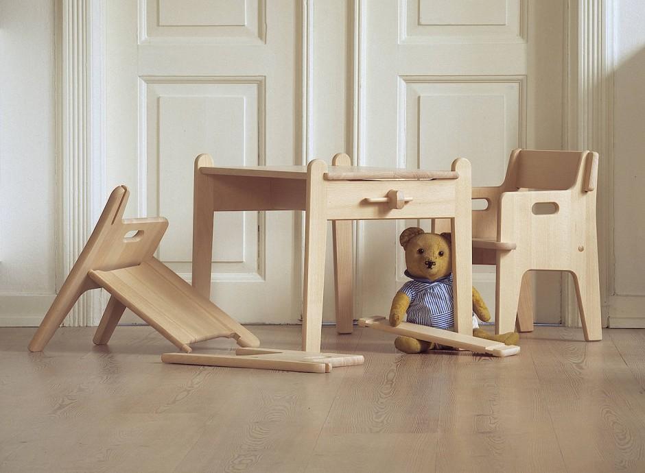 """Kinderleicht zusammengebaut: """"Peter's Chair"""" von Hans J. Wegner"""