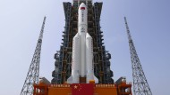 Bemannte Raumfahrt: China startet Bau seiner Raumstation