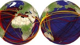 Die Globalisierung der Ökosysteme