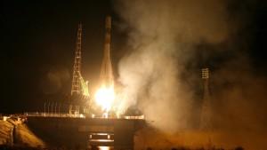Russischer Raumfrachter abgestürzt
