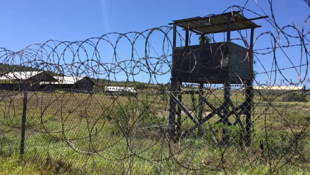 Ist Guantanamo reif für den Garten Eden?
