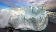 Gletscher und Eisschilde schmelzen dahin